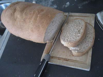 simpel wit brood bakken