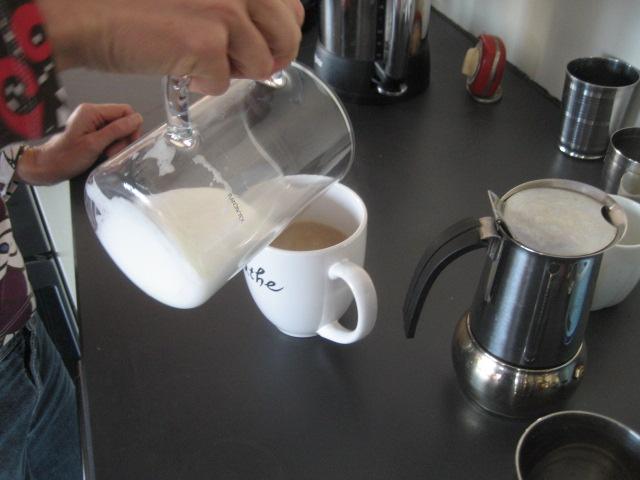 How to make espresso, cappuccino